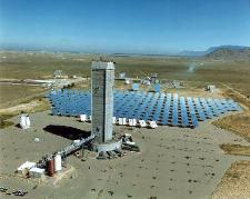 Sandia's National Solar Thermal Test Facility